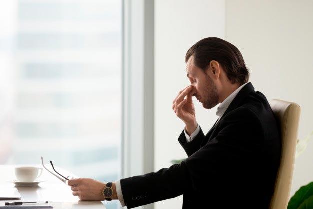 Fatiga visual: Síntomas de la astenopia y cómo prevenirla