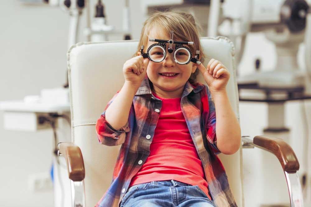 Oftalmólogo infantil en Pamplona: por qué es importante
